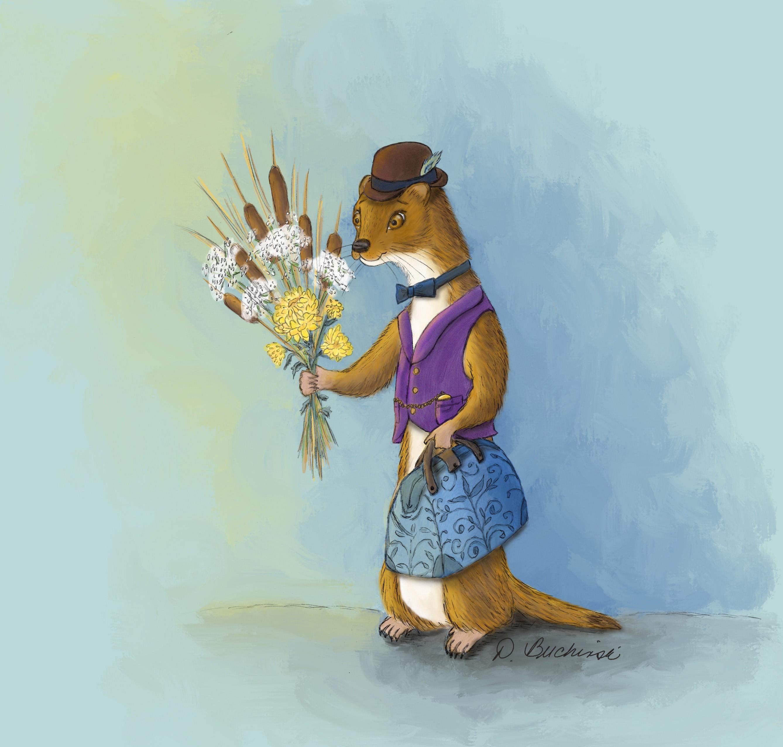 Weasel's visit