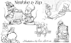 Nimble and Zip Together