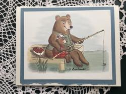 Fishing Bear Pair