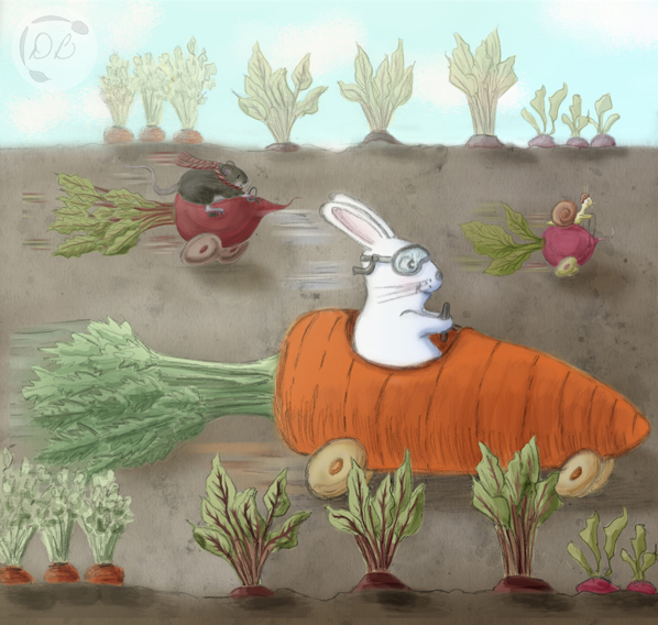 Veggie Race