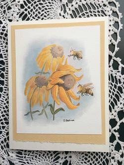 Honey Bee Greeting