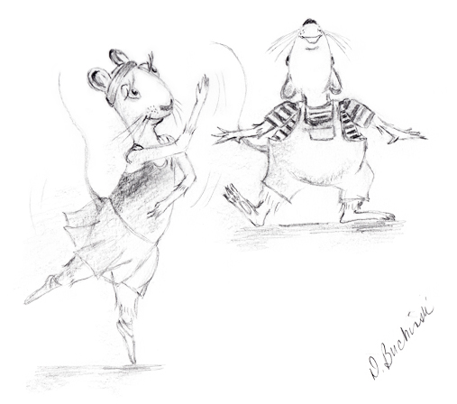 Dancin' Mice