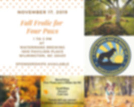 Fall Frolic for  Four Paws.jpg