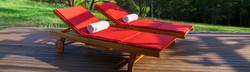 Wilderberry sun beds