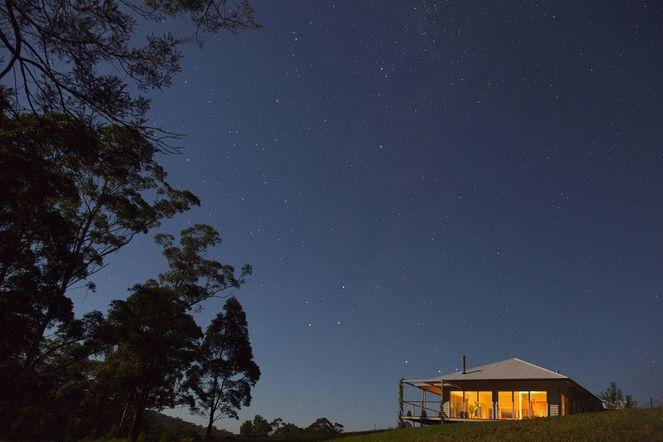 Starry nights at Wilderberry