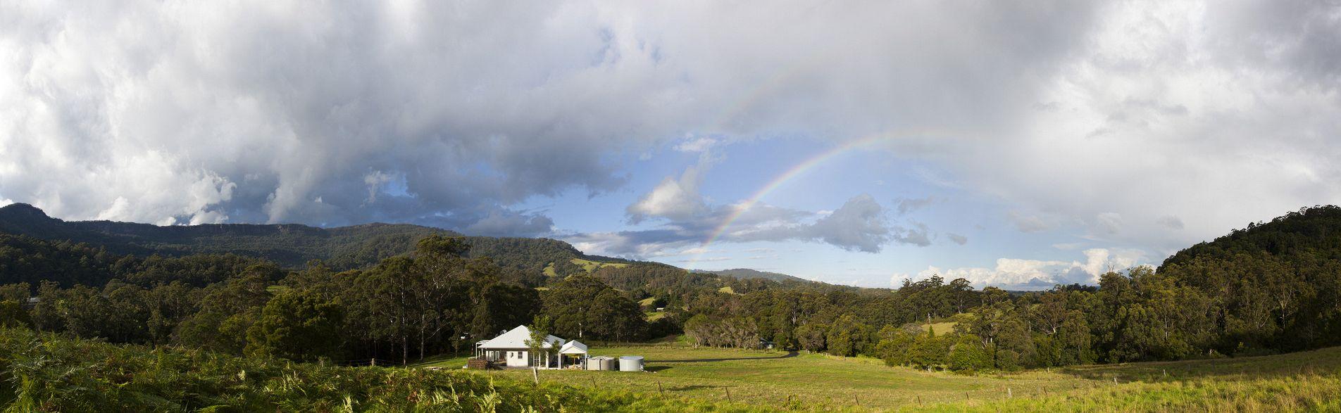 Rainbow Over Wilderberry