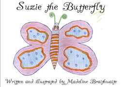 Suzie the Butterfly
