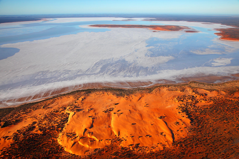Dunes and Salt