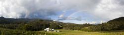 Wilderberry Rainbow Over Wilderberry