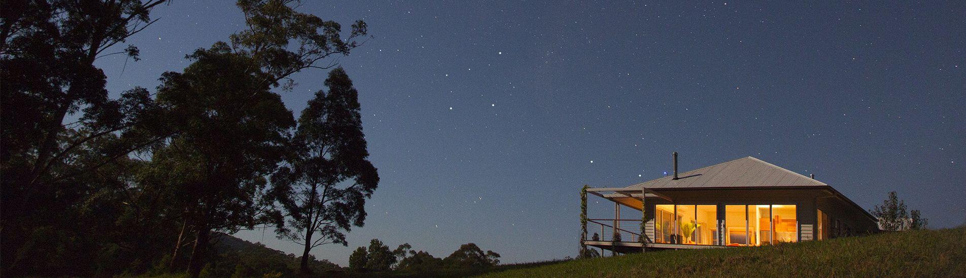Stars over Wilderberry
