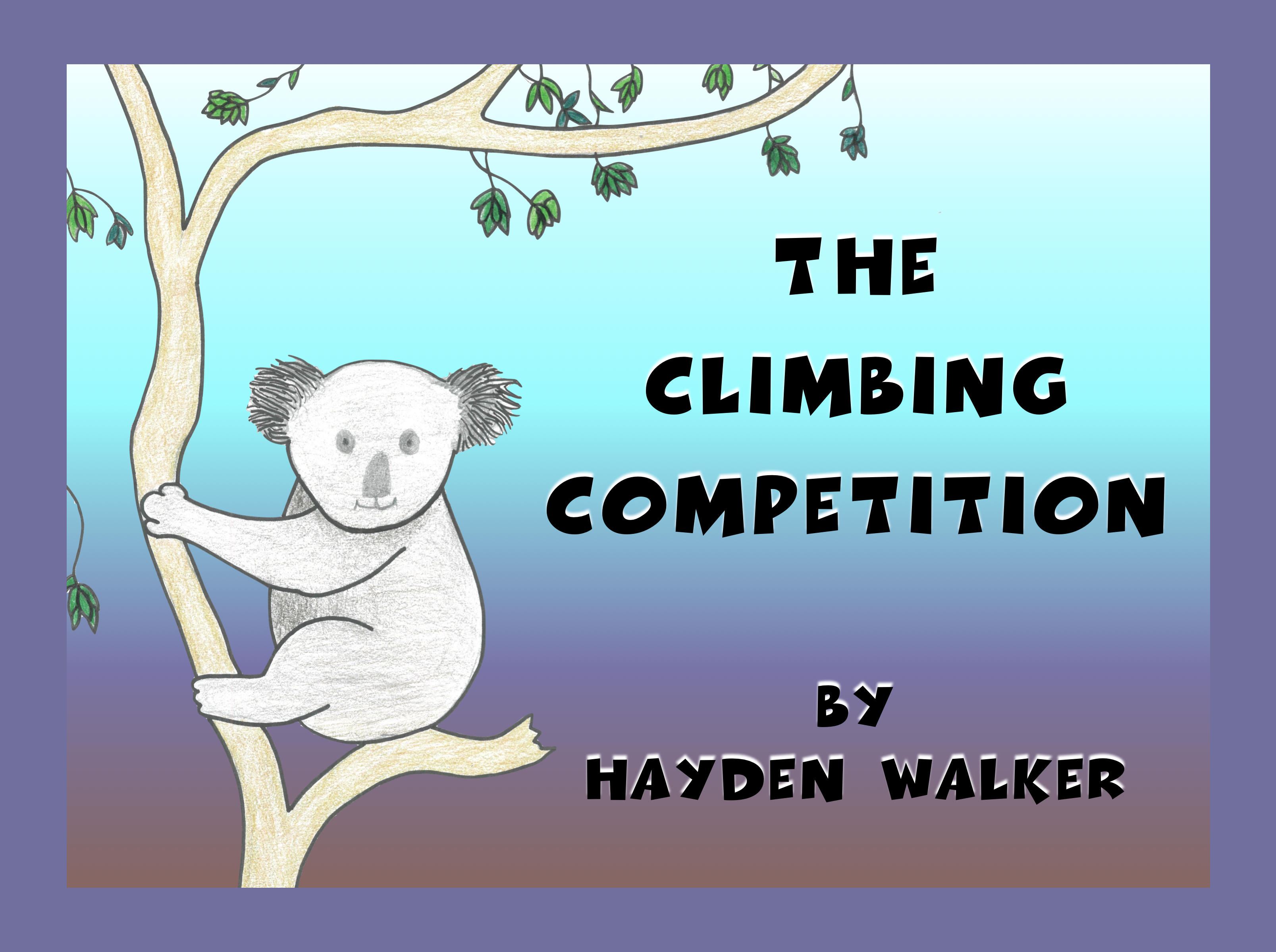 The Climbing Competition