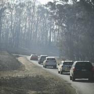 families in cars leaving.jpg