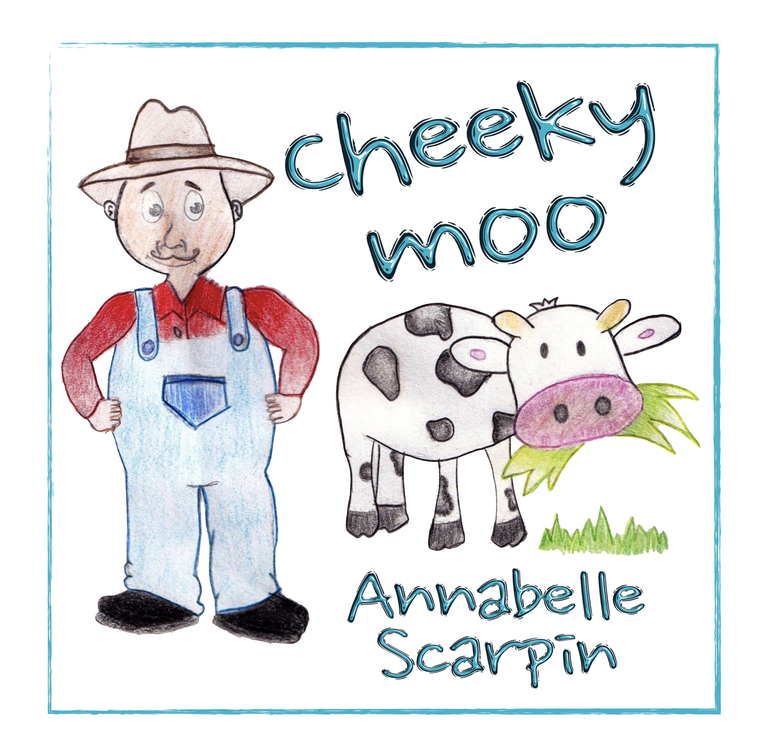 Cheeky Moo by Annabelle Scarpin