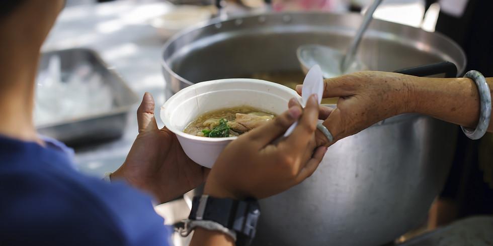 SMM is Feeding Homeless Children