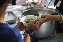 Získání polévky