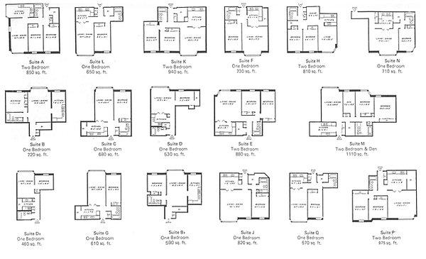 Saint John Non Profit Housing Inc. | Harbourside Apartments
