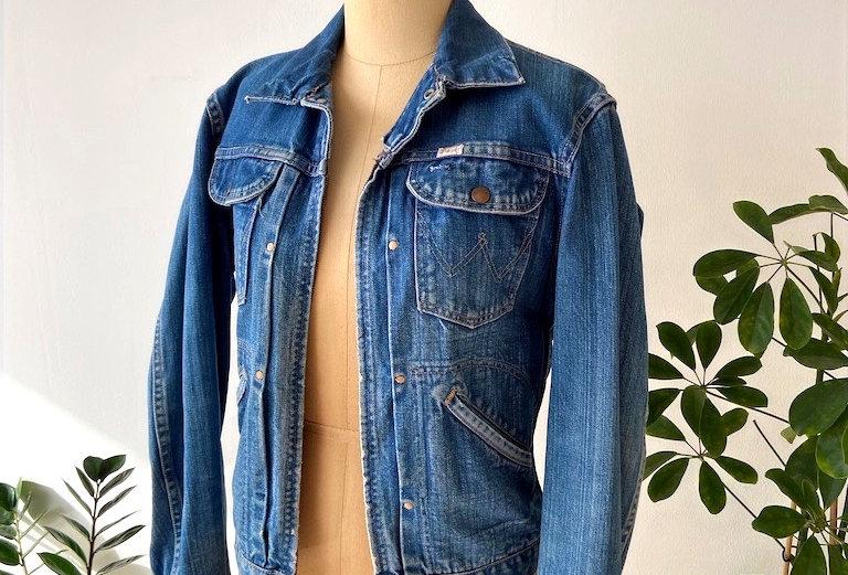 Wrangler vintage jeans jacket