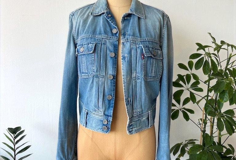 Levi's vintage jeans jacket