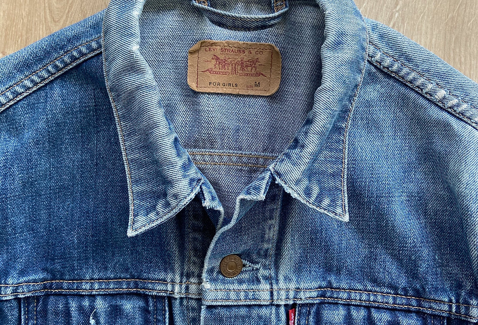 Levi's Red Tab - type III trucker jacket