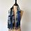 Thumbnail: Indigo dyed scarves