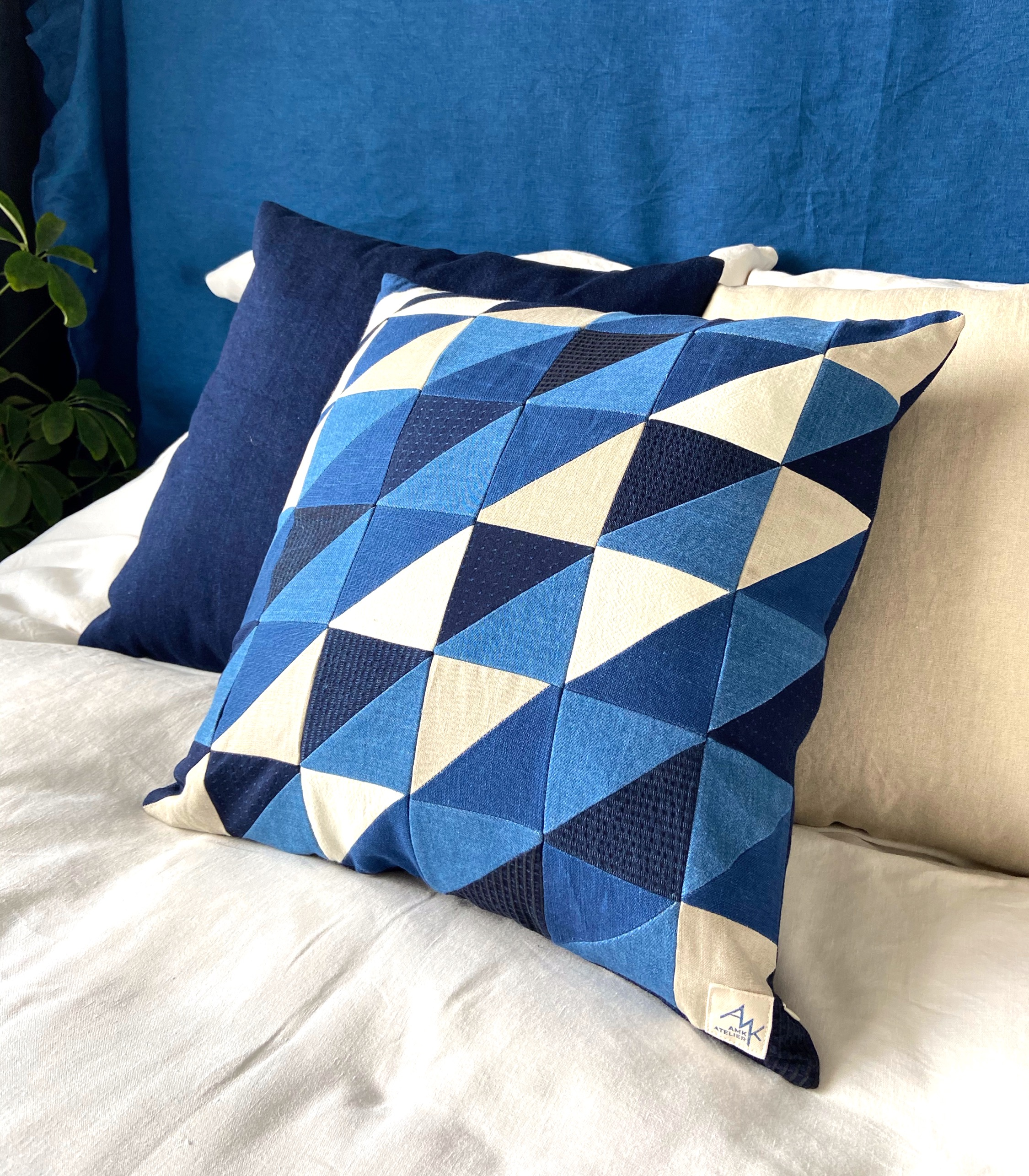 Recycled Materials for Pillows