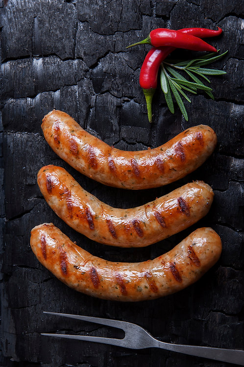 Sausage Fest (for two)
