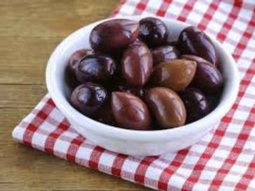 Pitted Kalamata Olives 100gm