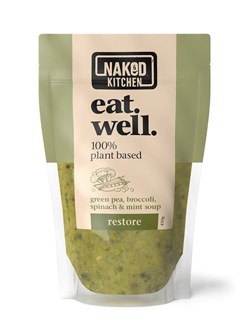 Naked Kitchen Eat Well RESTORE