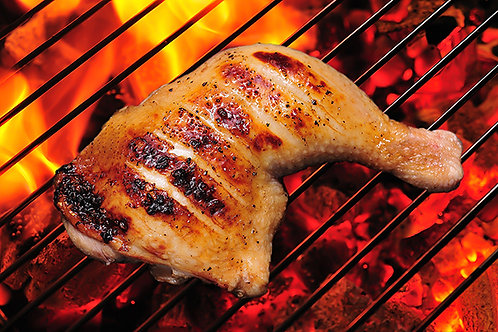 Chicken Whole Leg 12kg Ctn Bulk Frozen
