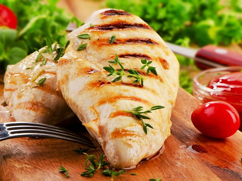 Chicken Breast Skinless 1.90 - 2.00kg Free Flow Bag Frozen
