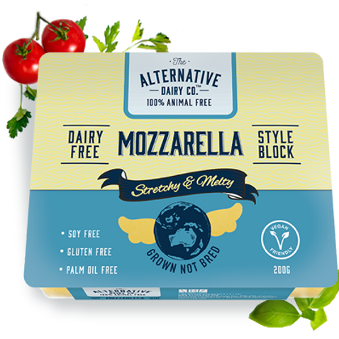 The Alternative Dairy Co Mozzarella (Dairy Free)