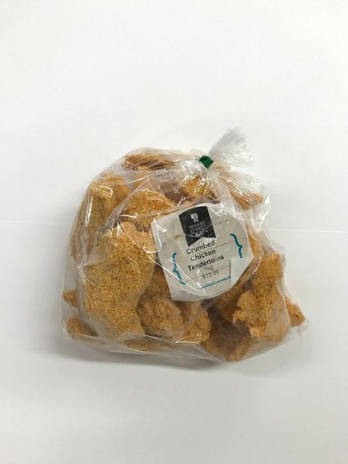 Crumbed Chicken Tenderloins