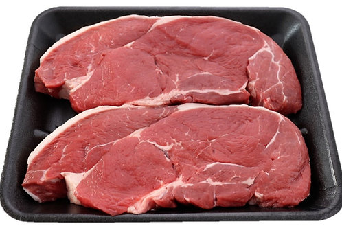 Beef Rump Steak Sliced 950gm - 1.00kg Vac Pac