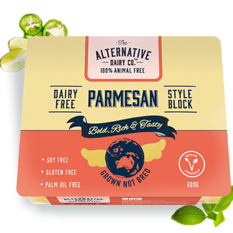 The Alternative Dairy Co Parmesan (Dairy Free)