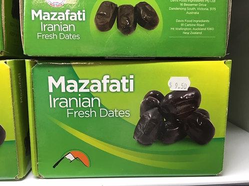 Fresh Dates (Mazafati, Iranian)
