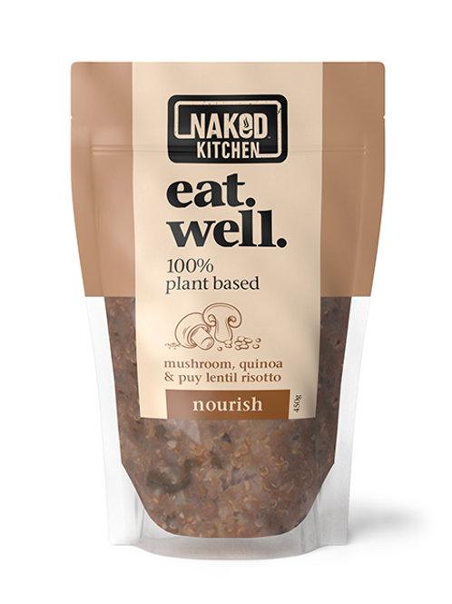 Naked Kitchen Eat Well NOURISH