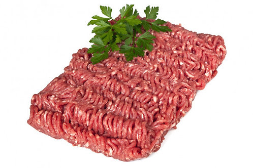 Beef Mince 10 x 1kg Pack