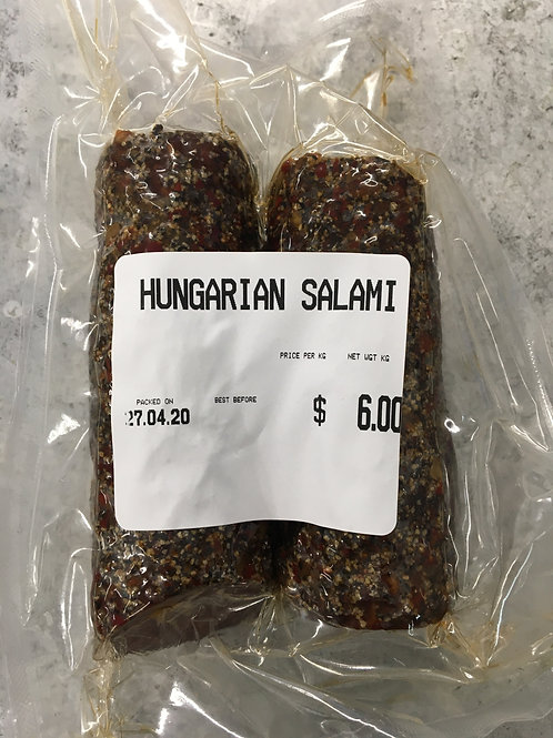 Hungarian Salami Pkt