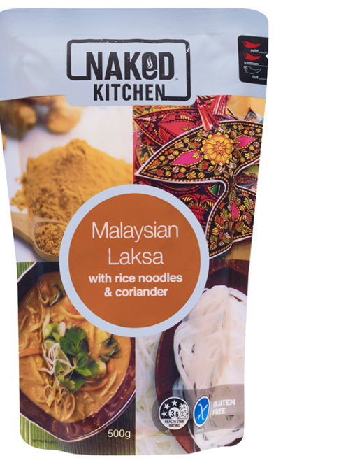 Naked Kitchen Malaysian Laksa