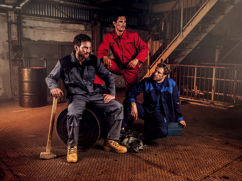 Orcon Workwear