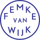 Logo Femke van Wijk