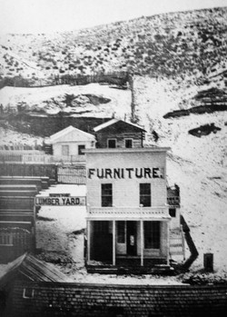 Furniture Building, circa 1860