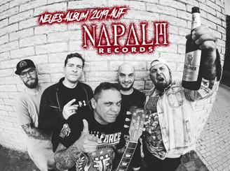 NEUES ALBUM AUF NAPALM RECORDS!