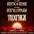ROCK AM RING und ROCK IM PARK bestätigt!