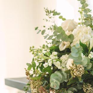 Blommor till din bröllopsdag