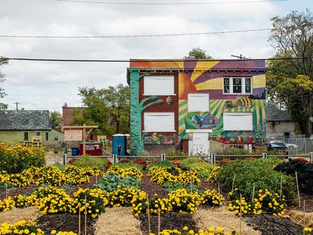 MUFI: Urban Agrihood