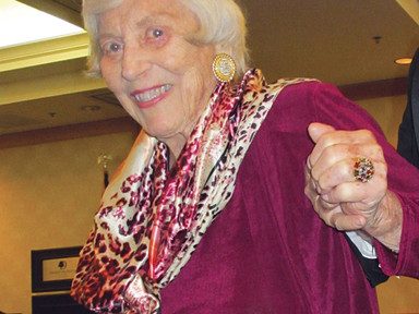 Santa Monica Native Florence Kinney Will  Be Remembered for Her Style and Spunk