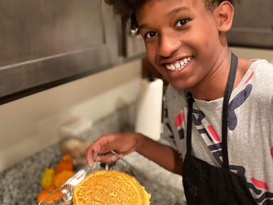 Pumpkin Spice Pancakes Perfect for Fall Menu