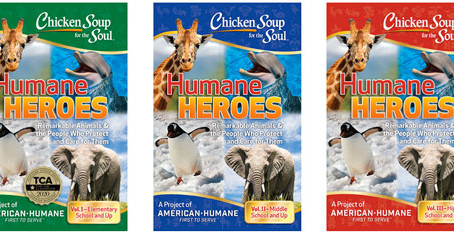 Engaging Stories and Lessons Developed by American Humane Available for Parents