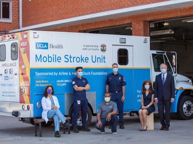 Wittcoff Nursing Fellowship to Support UCLA Stroke Rescue Program